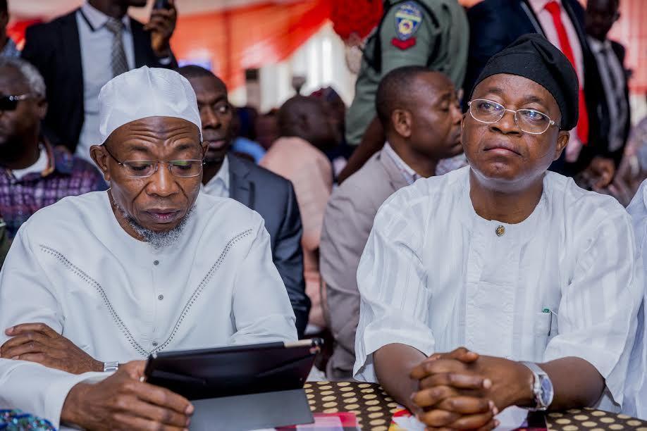 Osun APC crisis: Group accuse Gov Oyetola of faking reconciliation