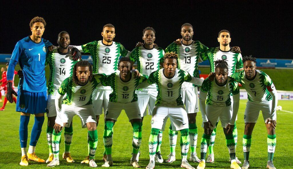 AFCON 2021Super Eagles
