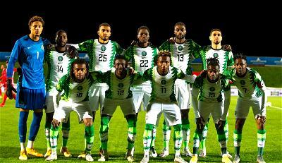 Eagles face COVID-19 tests ahead of Sierra Leone clash