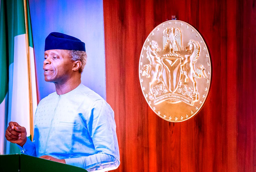 Osinbajo's dedication to humanity is exemplary, worth emulating - CAN President