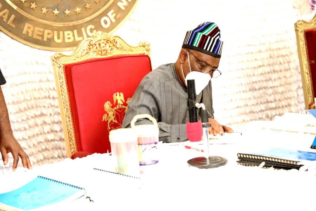 Wike signs N448bn 2021 budget, seven others into law