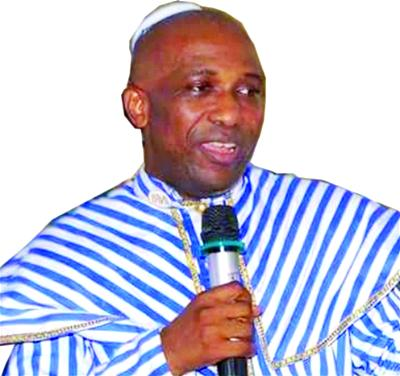 Primate Ayodele and prophecy peculiarity