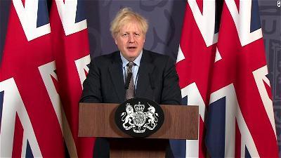 British lawmakers vote through post-Brexit trade bill
