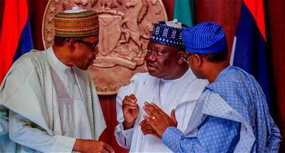 Gbajabiamila meets Buhari