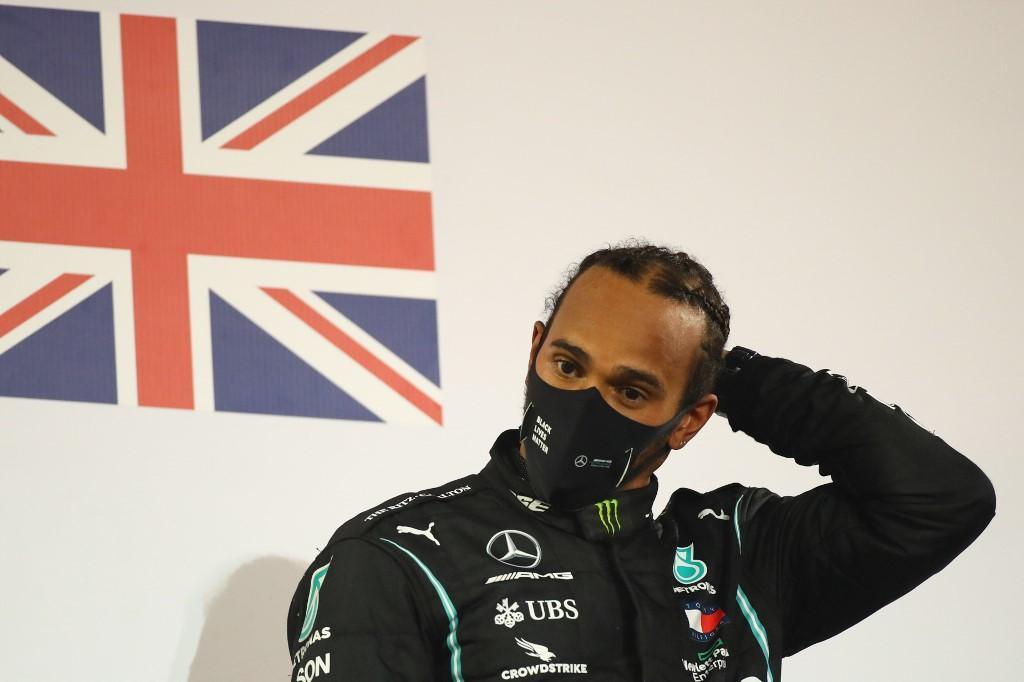 F1 legend, Hamilton condemns racist abuse of Marcus, Sancho, Saka