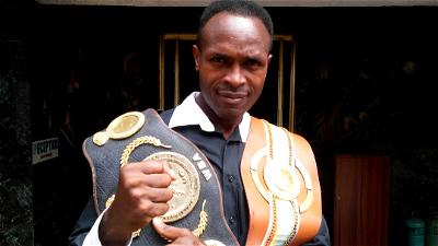 Oboh, former Commonwealth boxing champion, celebrates Nigeria at 61, makes case for change of name