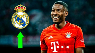 Free agent Alaba joins Real Madrid on five-year contract