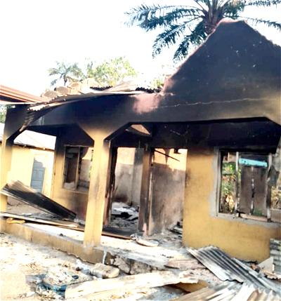 Things Fall Apart in Enugu Community: Many displaced, houses razed asOruku boils