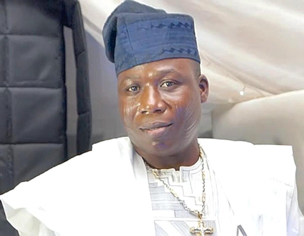 Sunday Igboho mocks Pastor Adeboye over son's death
