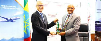 COVID-19 Pandemic: Ethiopian Airlines get Airbus commendation