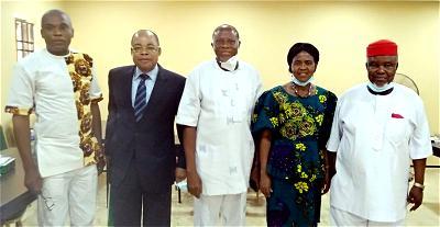 Azuka Onwunka, IRUKA Centre, Alex Ekwueme University