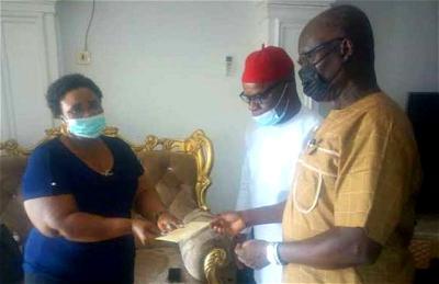Delta retirees condole Gov Okowa over father's death