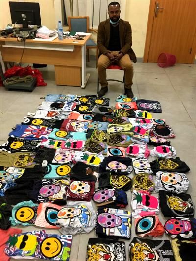 NDLEA nabs cocaine trafficker in Lagos, bursts drugs spots in Nasarawa, Abuja