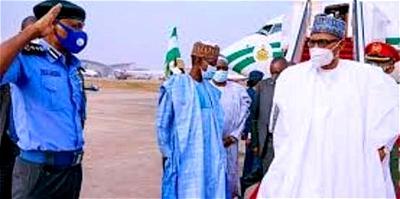 IGP, Buhari