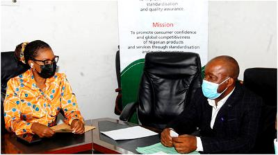 SON renews PAN Nigeria's ISO 9001: 2015 certification