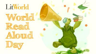 World Read Aloud Day'
