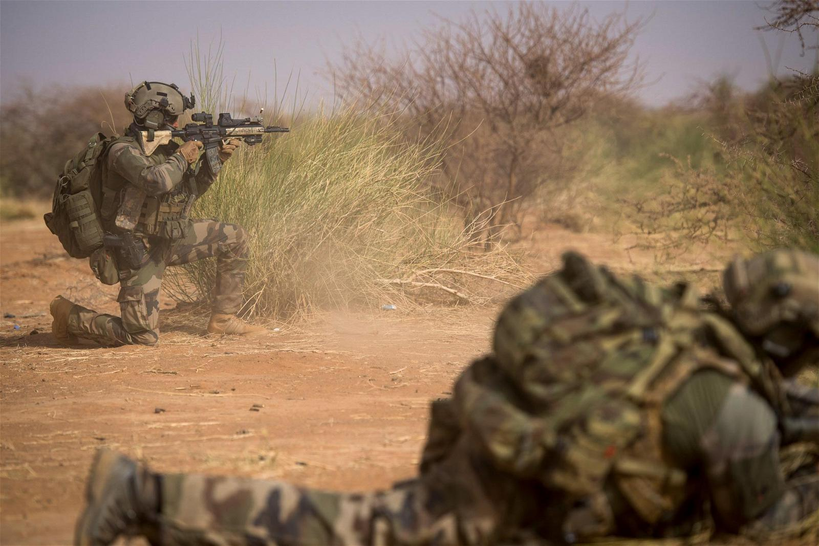 8 soldiers killed, 5 others injured in Mali