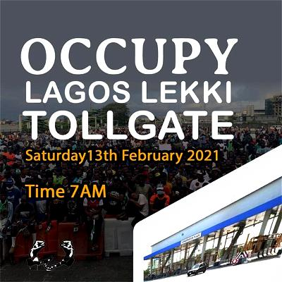 Falana, #OccupyLekkiTollgate: Uneasy calm, as security forces descend on Lekki Tollgate