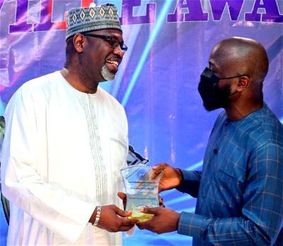 Sportsville award is motivation for higher performance— Ilaboya
