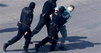 More than 170 detained at fresh anti-government protests in Belarus