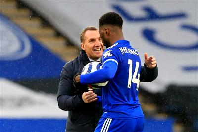 Leicester can trust Iheanacho to deliver ― Sutton