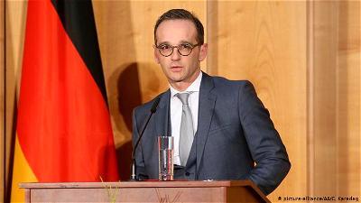 German Foreign Minister Heiko Maas