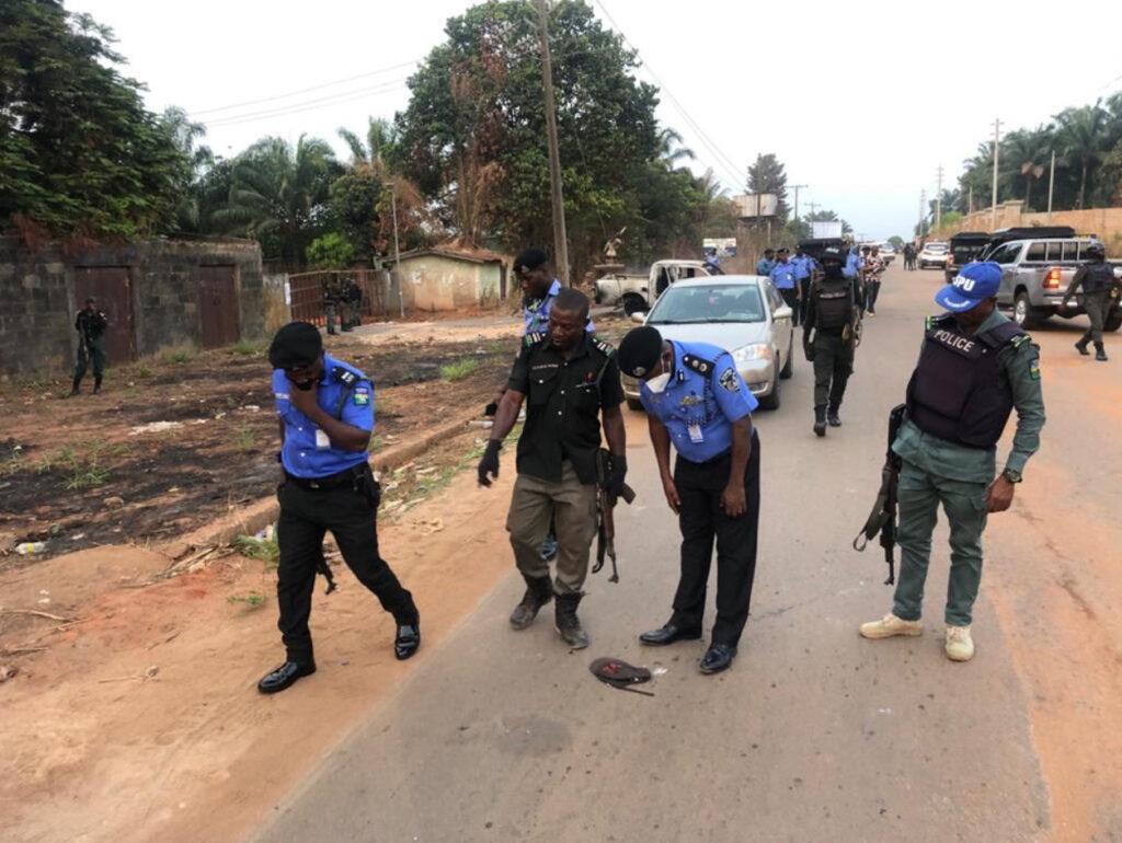 Police arrest 3, recover stolen household items in Enugu