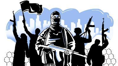 IS-linked terrorist