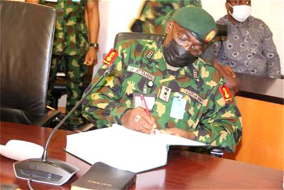 Death in service of Army Chief, Attahiru, others reflects depth of sacrifice, says Osinbajo