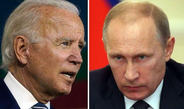 Biden vows to make Putin 'pay a price' for election tampering
