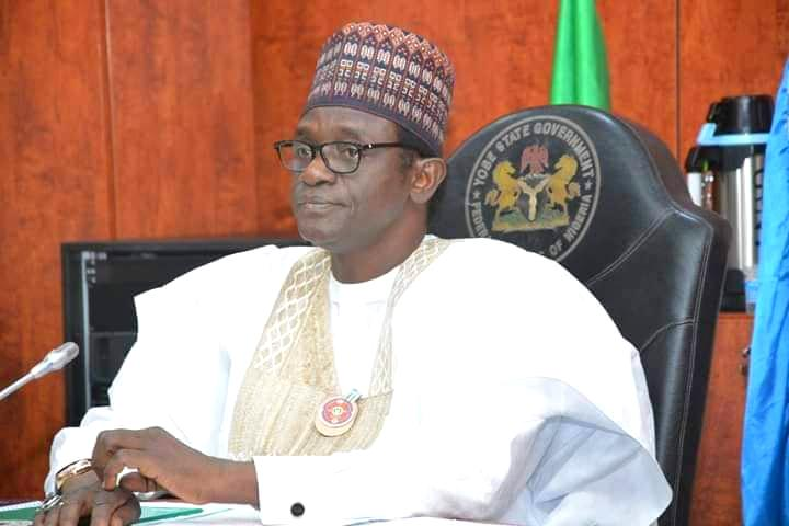 Buni seeks support for economic diversification to reduce oil dependence
