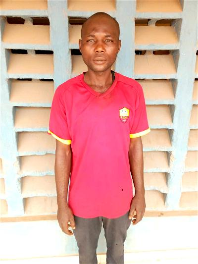 Man in Police net for defiling 4-year-old daughter of co-tenant