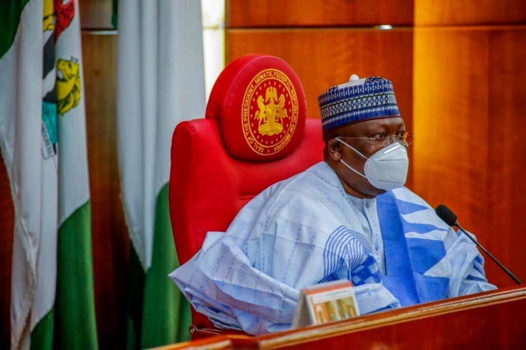 Buhari writes Senate to confirm board members for EFCC, upstream, downstream bodies