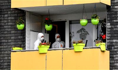 German mother charged with murdering 5 of her children Murder
