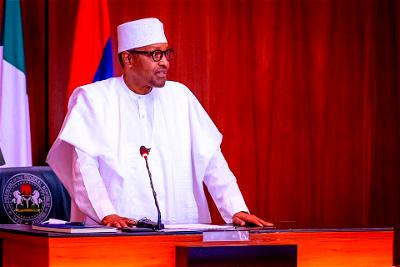 Buhari, abducted students