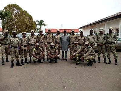 How Ebubeagu, Police arrested 38 bandits in Ebonyi