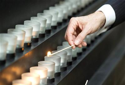 Israel remembers Holocaust victims, mourns those lost to pandemic