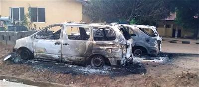 UPDATED: Owerri prison attack: They threw explosives at us ― Police officer
