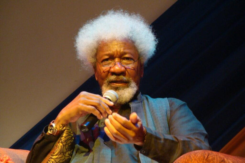 Nigeria on suicide slide, must decentralize fast — SOYINKA