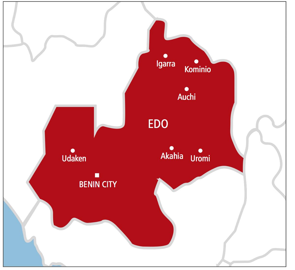 Edo criminals