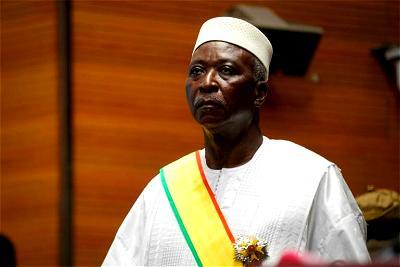 Mali's vice president deposes detained president, premier
