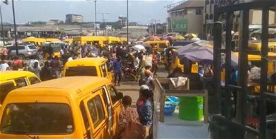 Transportation in Lagos, Rail