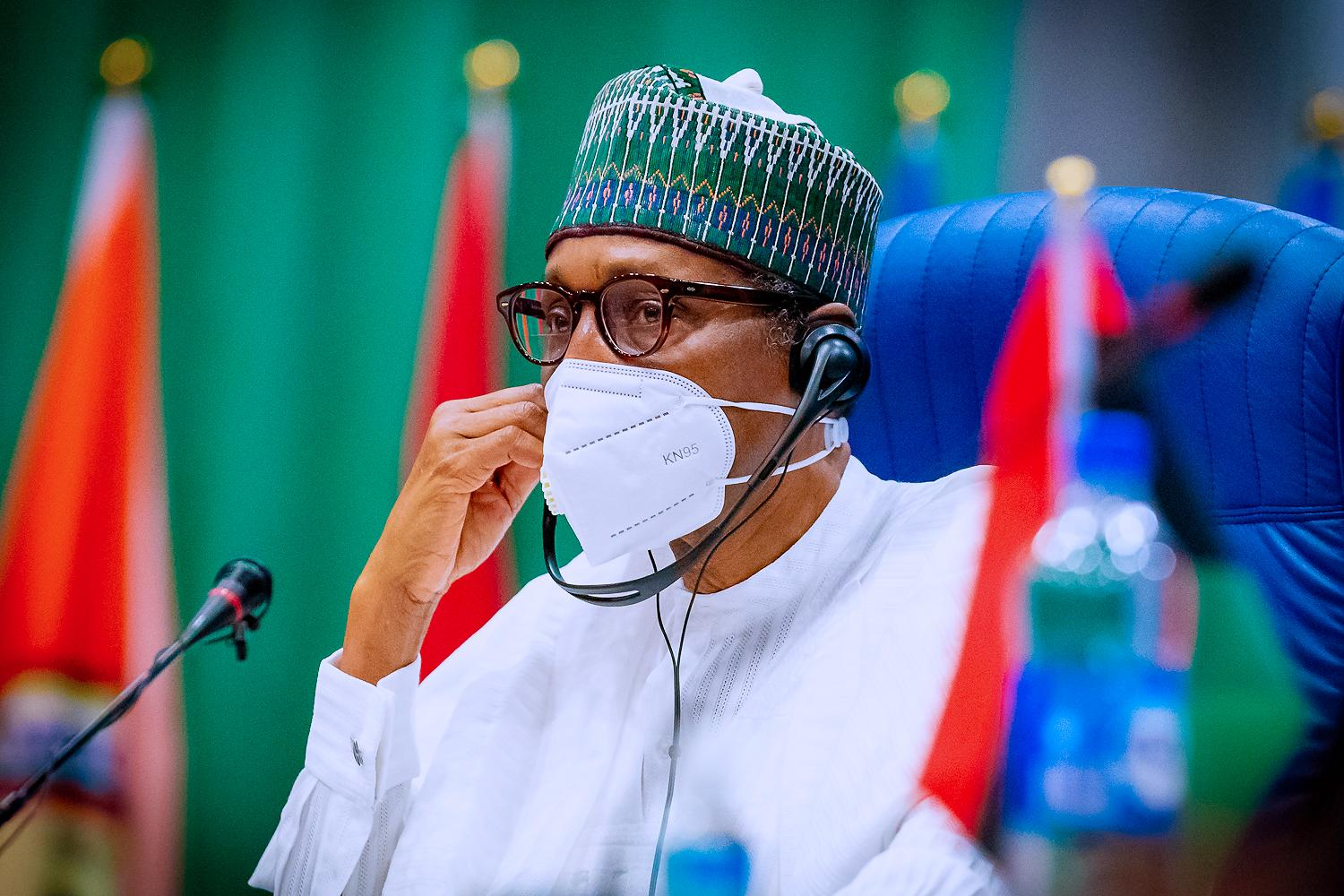 A look at Buhari's hailers and his haters