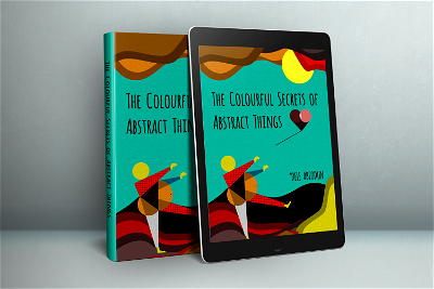 Abiodun Awodele Talks 'The Colourful Secrets of Abstract Things'