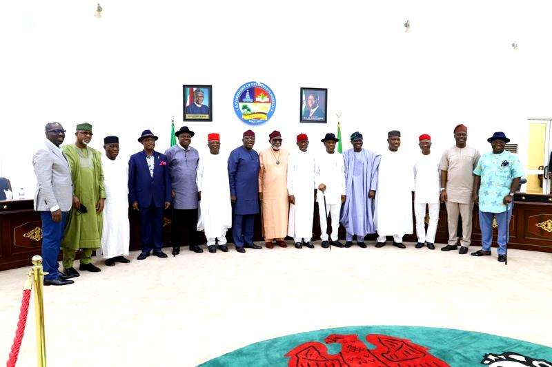 Tinubu is Capone of the South — Southern governors