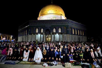 Status of Al-Aqsa Mosque and Palestine in Islam