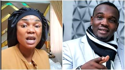 Iyabo Ojo sues Yomi Fabiyi for defamation, demands N100M