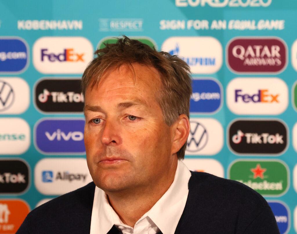 Denmark boss Hjulmand, slams UEFA's reaction to Eriksen incident