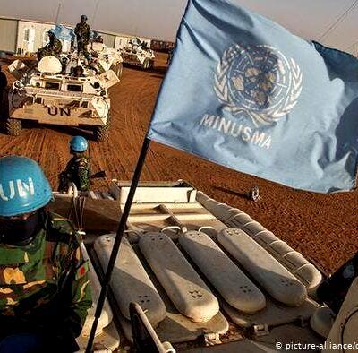 UN mission in Mali under attack