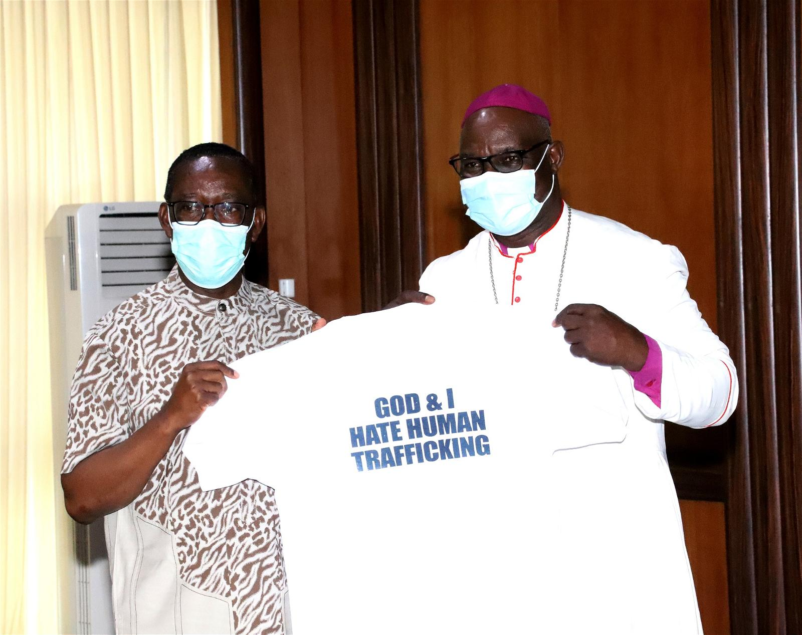 Delta Govt to Lutheran Church on fight against human trafficking - Vanguard  News